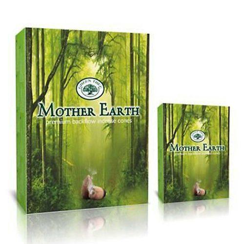 Green Tree Földanya Kúpfüstölő » Spirituális Mesterektől