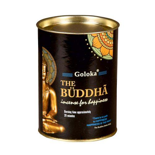 Goloka Arany Buddha Kúpfüstölő » Spirituális Mesterektől