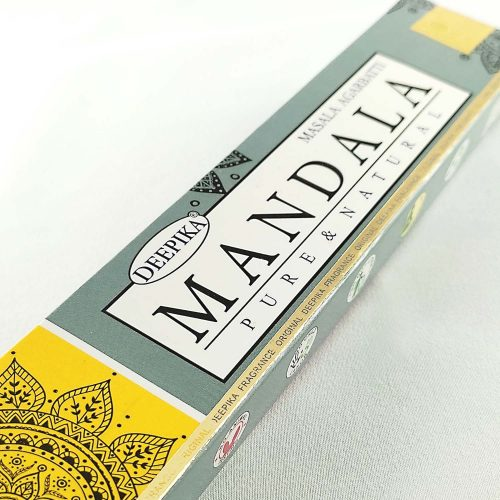 Deepika Mandala Indiai Füstölő (15db)