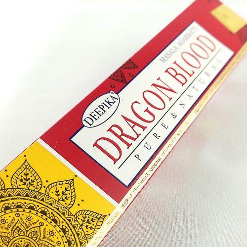 Deepika Dragon Blood (Sárkányvér) Indiai Füstölő (15db)