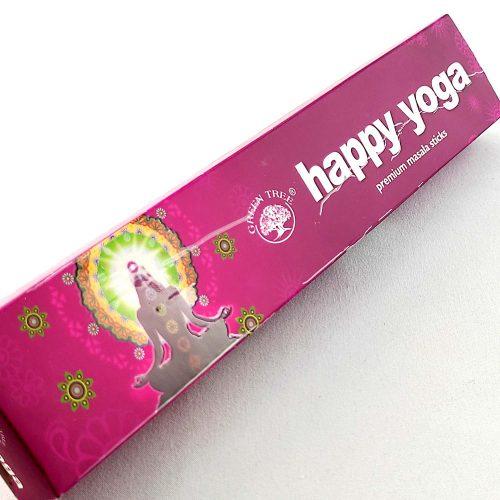 Green Tree Happy Yoga Füstölő » Spirituális Mesterektől