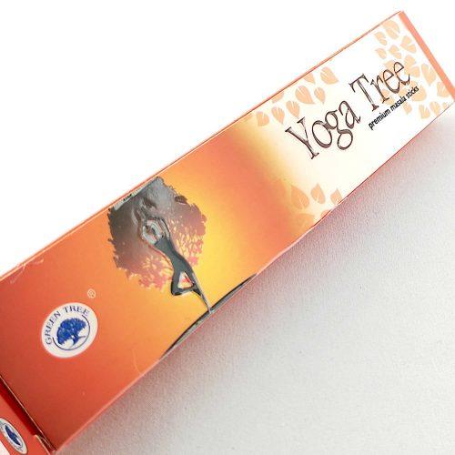 Green Tree Yoga Tree Füstölő » Spirituális Mesterektől