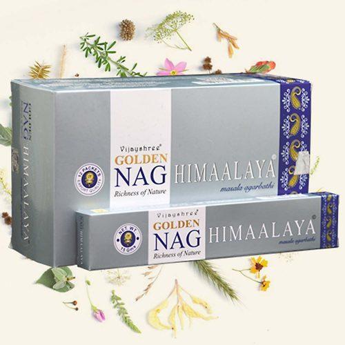 Golden Himaalaya Füstölő » Spirituális Mesterektől