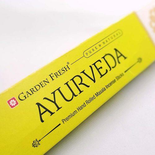 Garden Fresh Ayurveda Indiai Füstölő (15db)