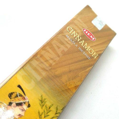 HEM Cinnamon Indiai Füstölő (15db)