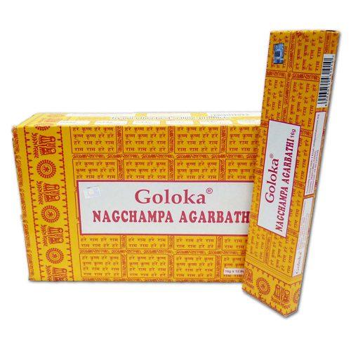 Goloka Nag Champa Füstölő » Spirituális Mesterektől