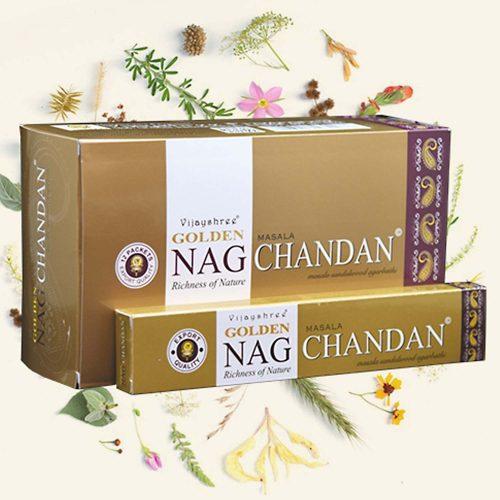 Golden Chandan Füstölő » Spirituális Mesterektől
