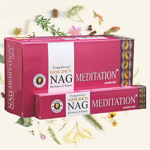 Golden Meditation Füstölő » Spirituális Mesterektől