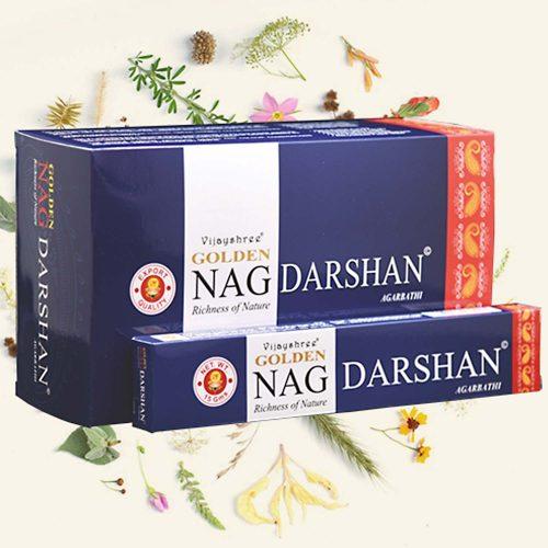 Golden Darshan Füstölő » Spirituális Mesterektől