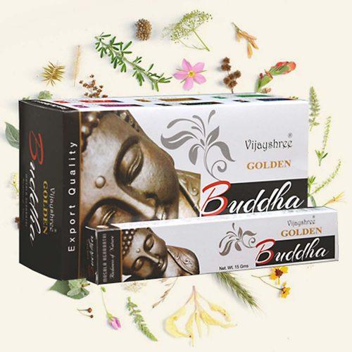 Golden Buddha Füstölő » Spirituális Mesterektől