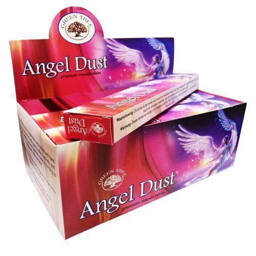 Green Tree Angel Dust Füstölő » Spirituális Mesterektől