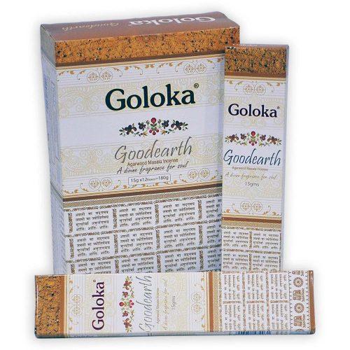 Goloka Good Earth Füstölő » Spirituális Mesterektől