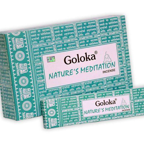 Goloka Meditation Füstölő » Spirituális Mesterektől