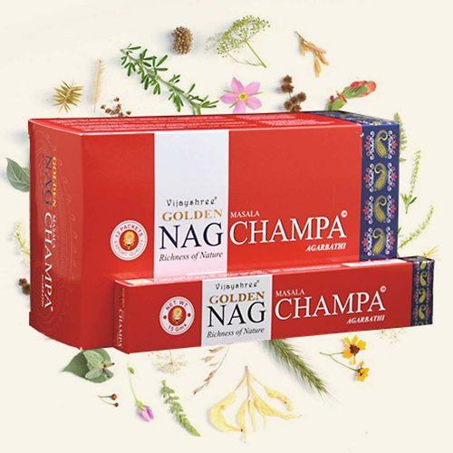 Golden Champa Füstölő » Spirituális Mesterektől