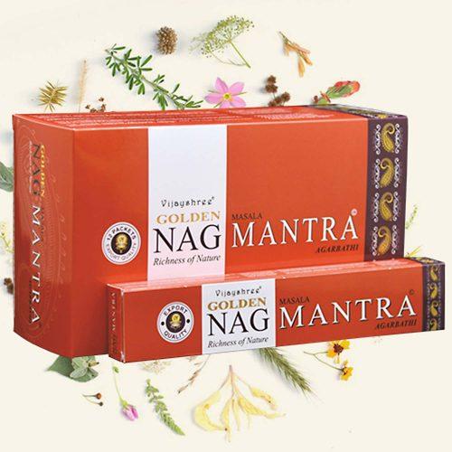 Golden Mantra Füstölő » Spirituális Mesterektől