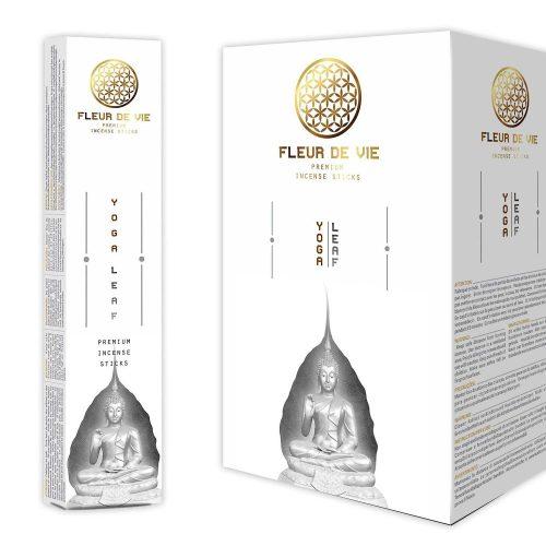 Fleur de Vie Yoga Füstölő » Spirituális Mesterektől