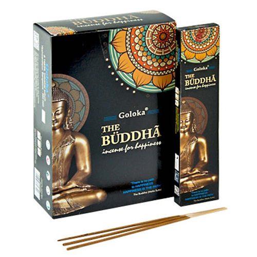 Goloka The Buddha Füstölő » Spirituális Mesterektől