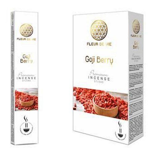 Fleur De Vie Goji Berry Füstölő » Spirituális Mesterektől