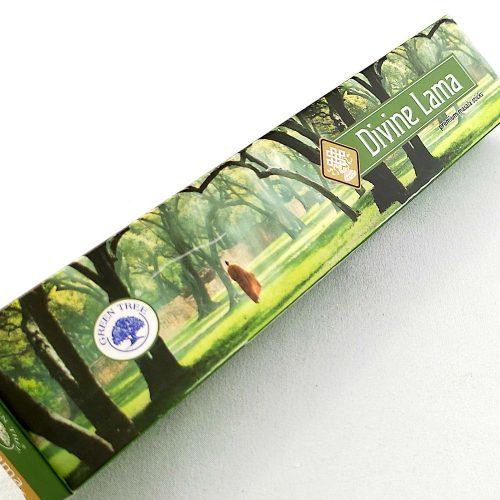 Green Tree Divine Lama Füstölő » Spirituális Mesterektől