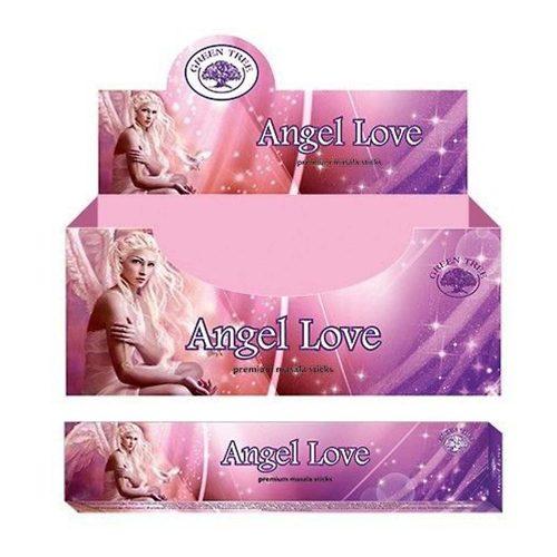 Green Tree Angel Love Füstölő » Spirituális Mesterektől