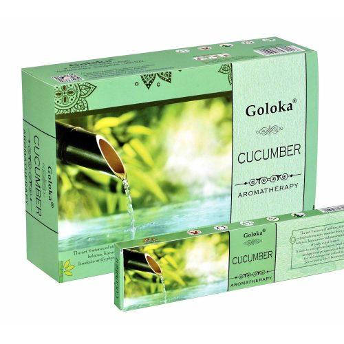 Goloka Cucumber Masala Füstölő » Spirituális Mesterektől