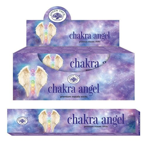Green Tree Chakra Angel Füstölő » Spirituális Mesterektől