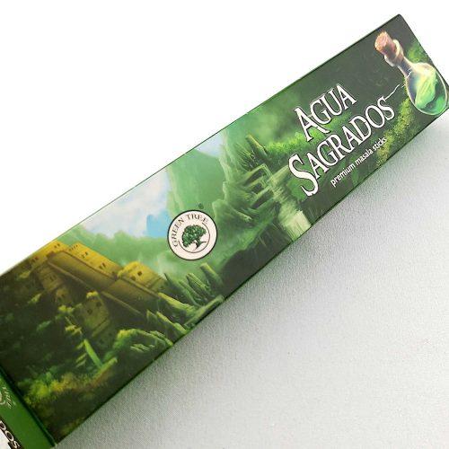Green Tree Aqua Sagrados Füstölő » Spirituális Mesterektől