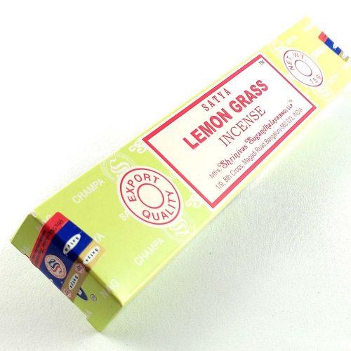 Satya Lemon Grass Füstölő » Spirituális Mesterektől
