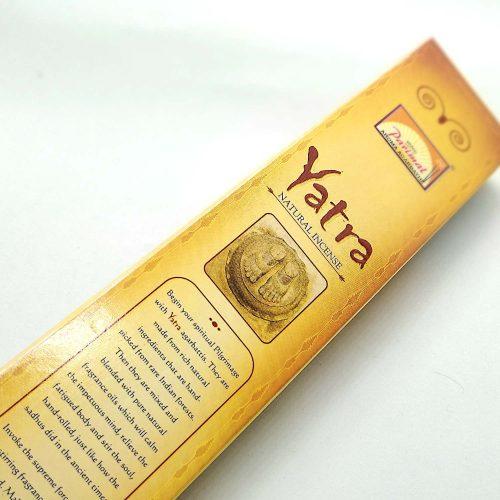 Yatra (Zarándoklat) Füstölő » Spirituális Mesterektől