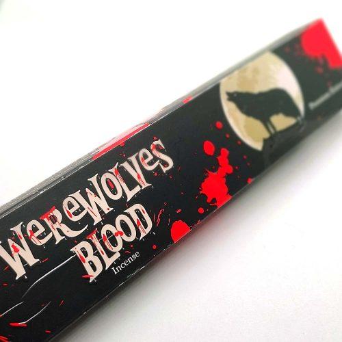 Werewolves (Vérfarkas) Füstölő » Spirituális Mesterektől