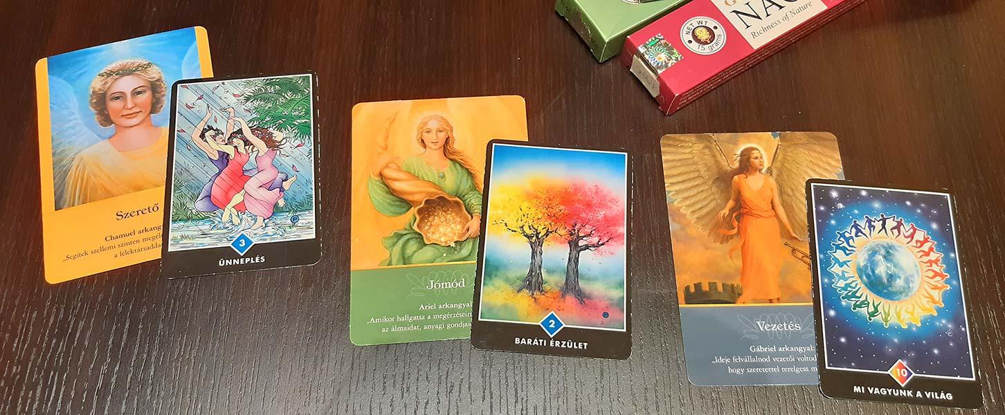 Angyalkártya és Tarot kártya: 2021 Jóslat