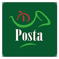 Postai küldeményként (2-4 nap) Magyarországra